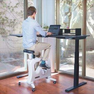 All in one Desk Bike